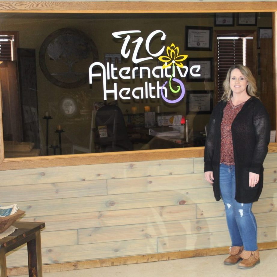Photo by Shari Harris Tammy Barnes, ND, CAHP, CNHP, is accepting clients at TLC Alternative Health.
