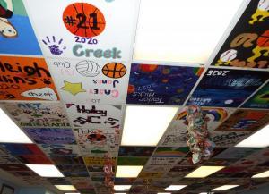 AC Ceiling Tiles cp7184
