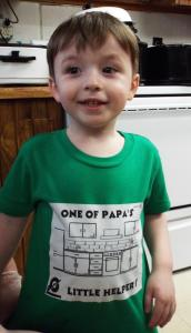 Zane McHolland Youth t-shirt cp6678